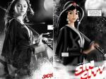 Jasmine em Sin City