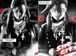 Bela com Becky de Sin City