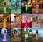 Princesas Disney em 3D