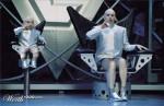 Dr. Evil e Mini-me SUPER estilosos