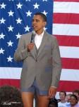 Obama, sem esconder nada