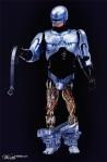 Robo Cop sem o cinto e outras coisas