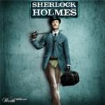 SherUNlock Holmes