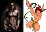Tarzan Sedução na atualidade